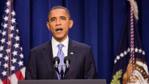 Presidente Barack Obama De Estados Unidos